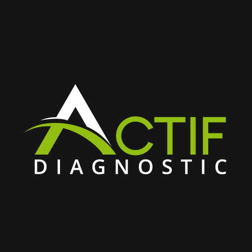 Logo ACTIF DIAGNOSTIC