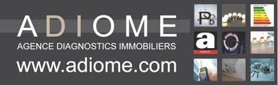 Logo ADIOME