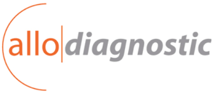 Logo ALLO DIAGNOSTIC - ST AVERTIN