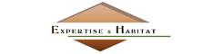 Logo Expertises & Habitat