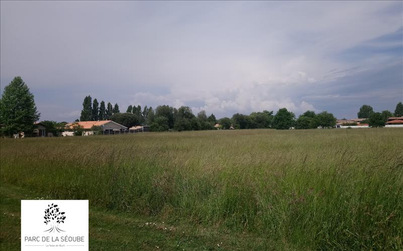Vente Terrain LA TESTE DE BUCH (33260) - 380 m² - Quartier La Teste