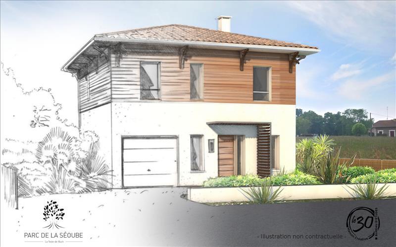 Vente Terrain LA TESTE DE BUCH (33260) - 381 m² - Quartier La Teste