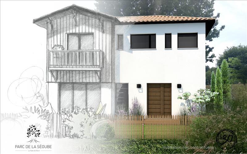 Vente Terrain LA TESTE DE BUCH (33260) - 373 m² - Quartier La Teste