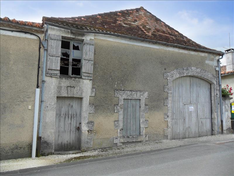 Grange PALLUAUD -  -   122 m²