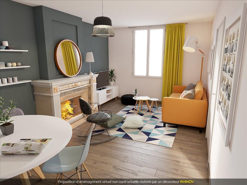 Vente Maison CHALAIS (16210) - 3 pièces - 96 m² -