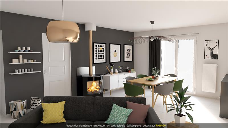 Vente Maison CHALAIS (16210) - 5 pièces - 117 m² -