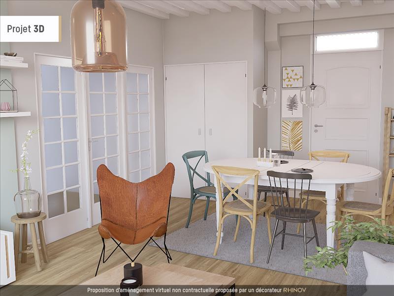 Vente Maison CHALAIS (16210) - 6 pièces - 161 m² -