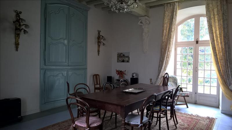 Château VILLENEUVE SUR LOT - 13 pièces  -   400 m²