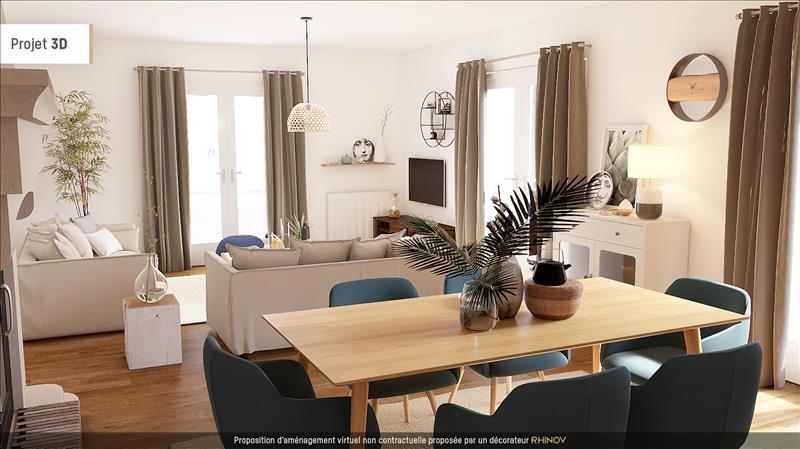 Vente Maison VILLENEUVE SUR LOT (47300) - 8 pièces - 210 m² - Quartier Eysses
