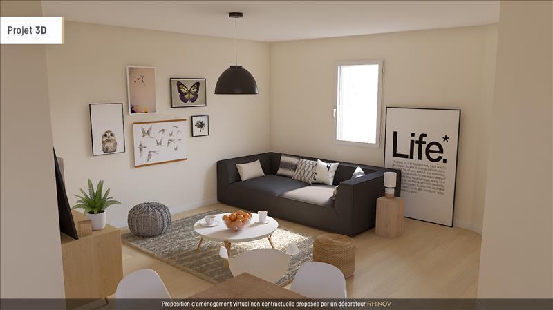Vente Appartement AUREILHAN (40200) - 3 pièces - 57 m² -