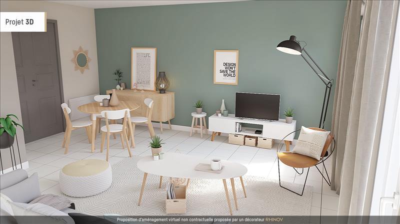 Vente Maison AUREILHAN (40200) - 4 pièces - 65 m² -