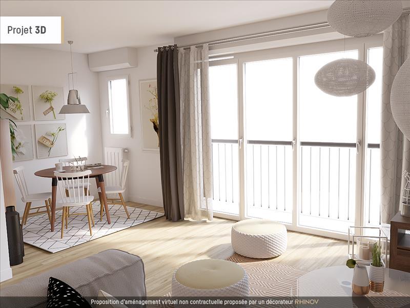 Vente Appartement ST OUEN L AUMONE (95310) - 3 pièces - 64 m² - Quartier Epluches - Pont Petit