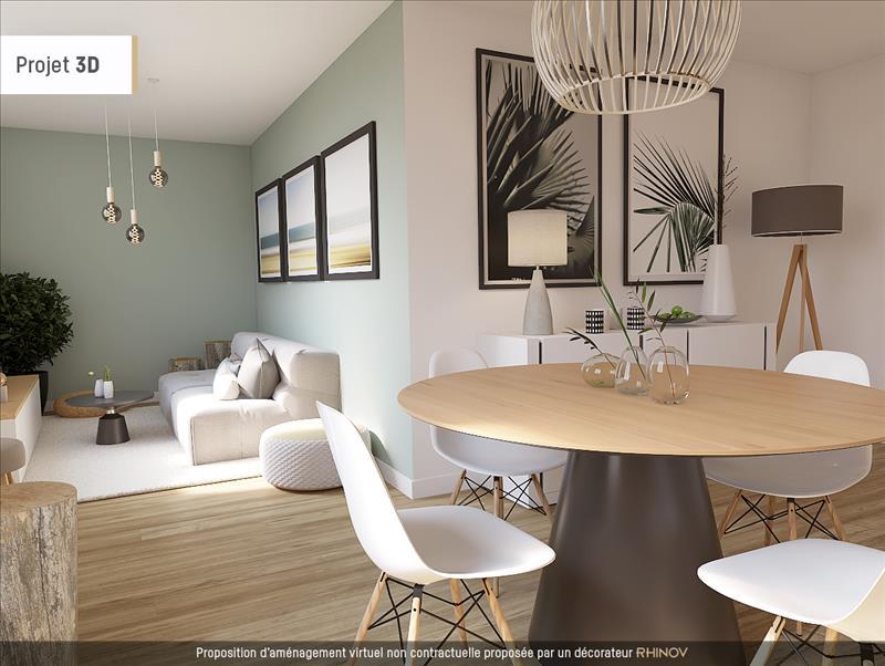 Vente Appartement ST OUEN L AUMONE (95310) - 4 pièces - 76 m² - Quartier Centre ville