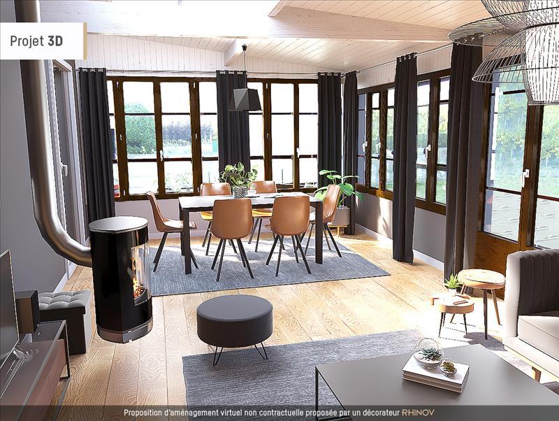 Vente Maison ST OUEN L AUMONE (95310) - 6 pièces - 100 m² - Quartier Centre ville