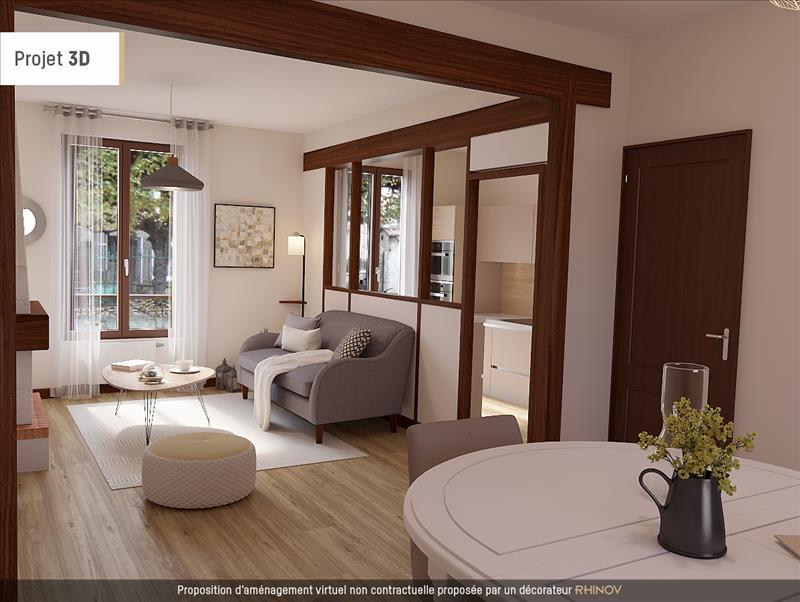 Vente Maison ST OUEN L AUMONE (95310) - 4 pièces - 130 m² - Quartier Centre ville