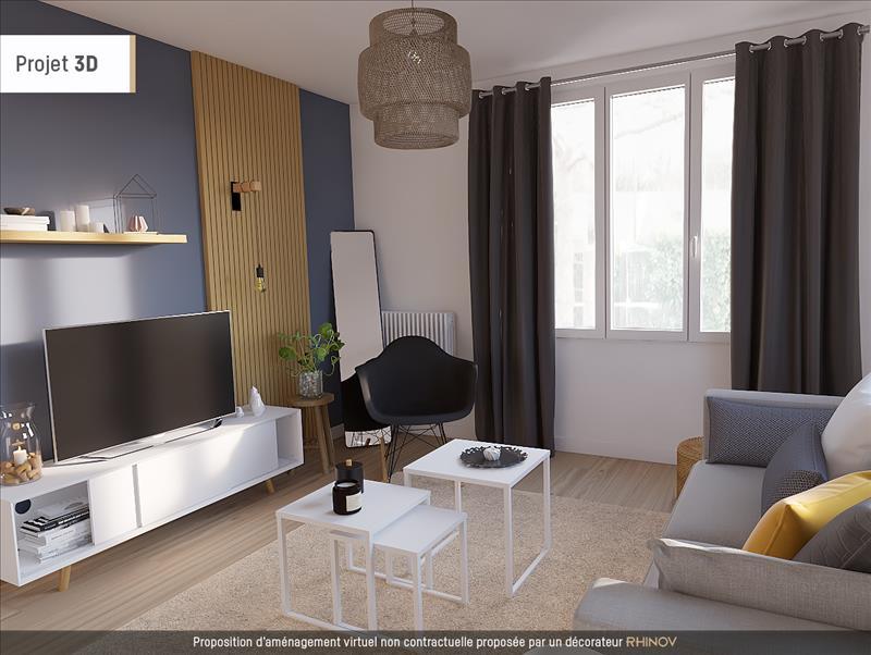 Vente Maison FONDETTES (37230) - 7 pièces - 140 m² -