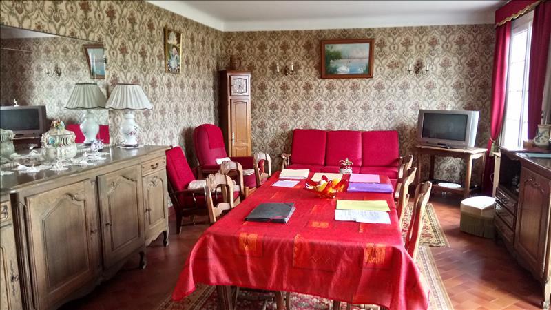 Vente Maison SAVONNIERES (37510) - 4 pièces - 115 m² -