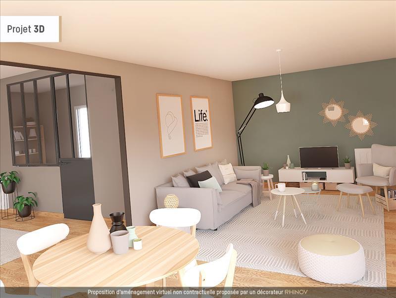 Vente Maison SAVONNIERES (37510) - 4 pièces - 85 m² -