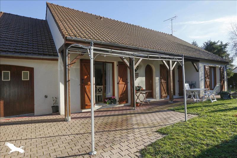 Vente Maison BALLAN MIRE (37510) - 6 pièces - 119 m² -