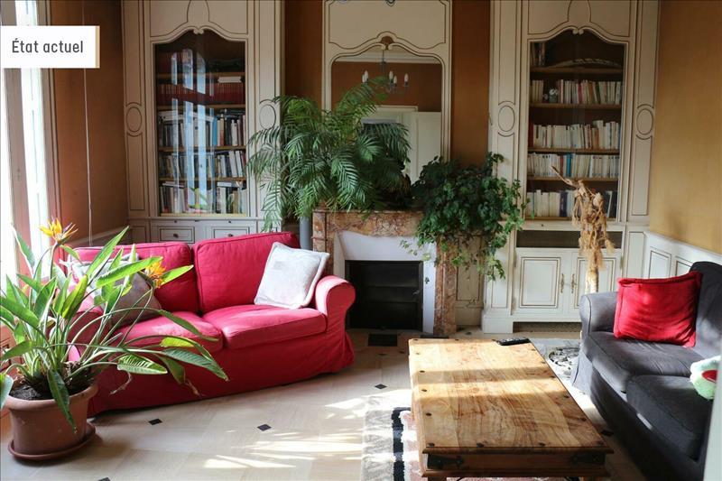 Vente Maison BALLAN MIRE (37510) - 8 pièces - 190 m² -