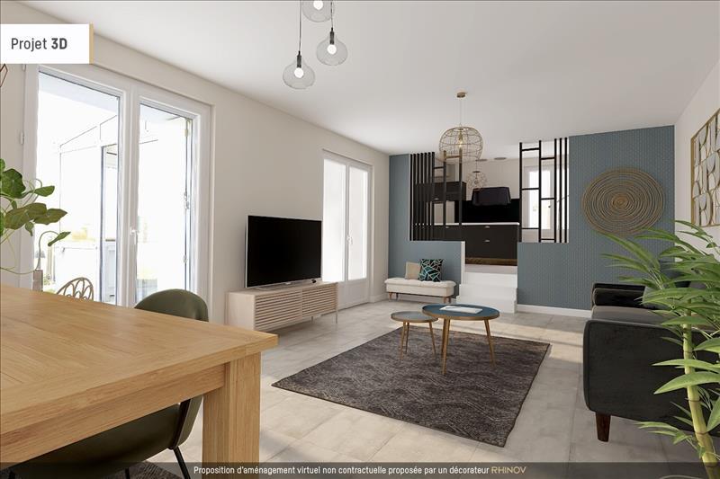 Vente Maison BALLAN MIRE (37510) - 5 pièces - 136 m² -
