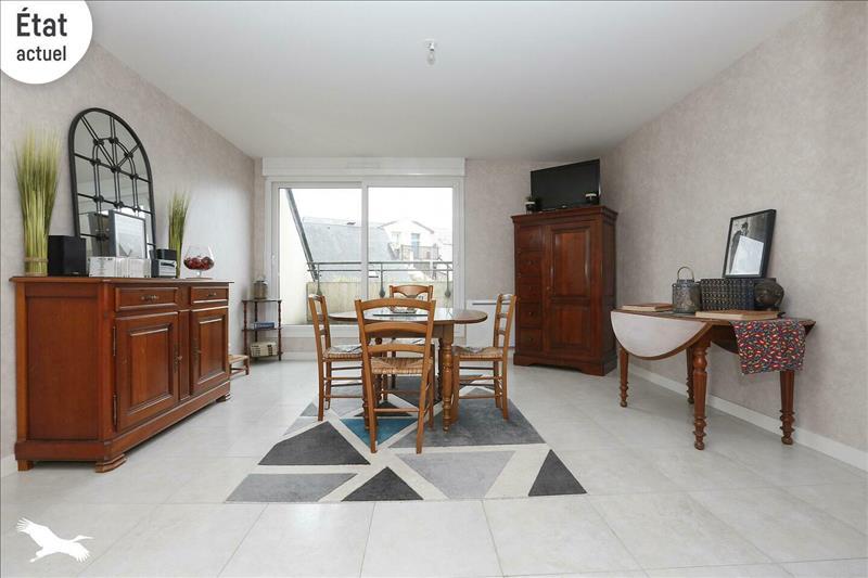 Vente Appartement BALLAN MIRE (37510) - 3 pièces - 76,76 m² -
