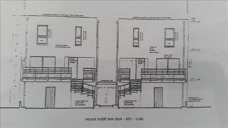 Maison TOURS - 4 pièces  -   110 m²