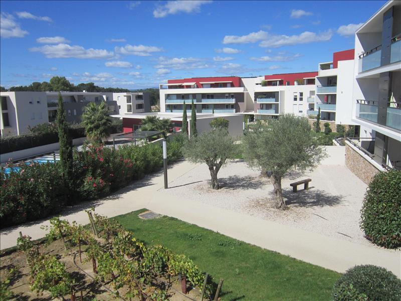 Appartement MONTFERRIER SUR LEZ - 2 pièces  -   49 m²