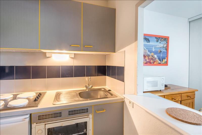 Appartement LA GRANDE MOTTE - 2 pièces  -   26 m²