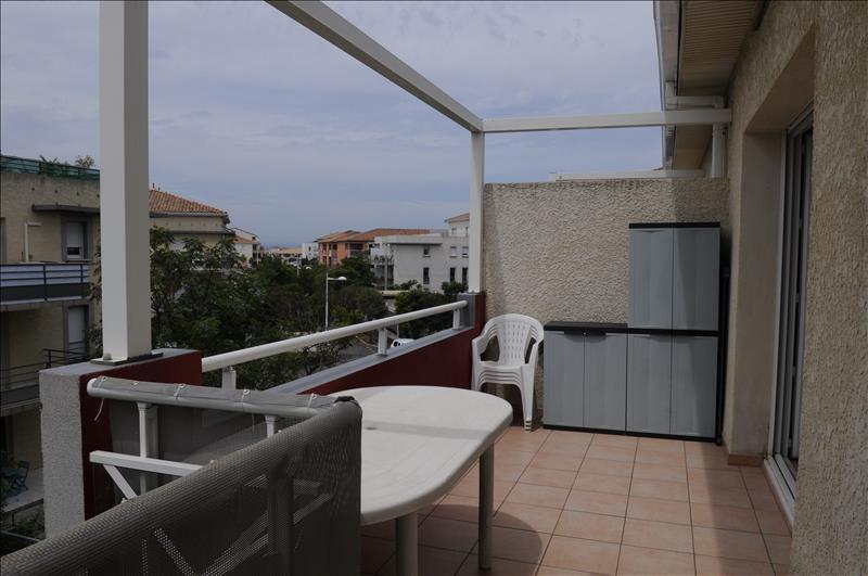 Appartement AGDE - 2 pièces  -   42 m²