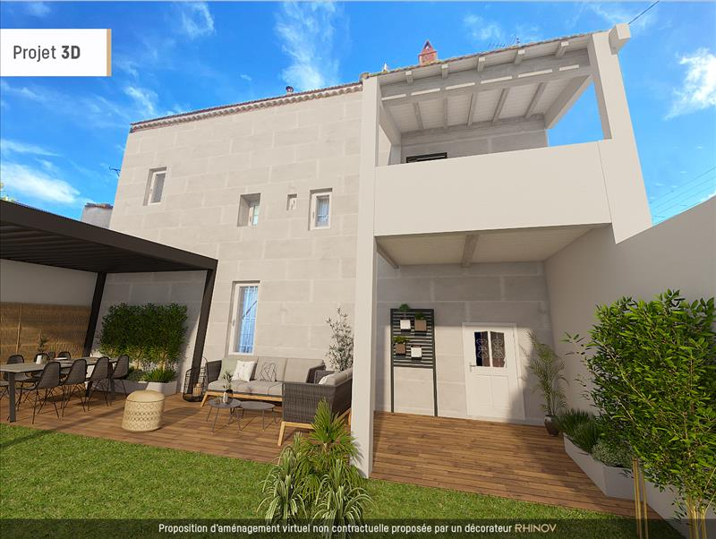 Vente Maison AGDE (34300) - 6 pièces - 170 m² - Quartier Agde|Centre-ville