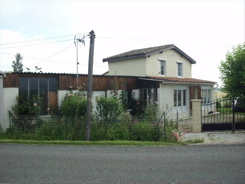 Maison ST JEAN DE DURAS - (47)