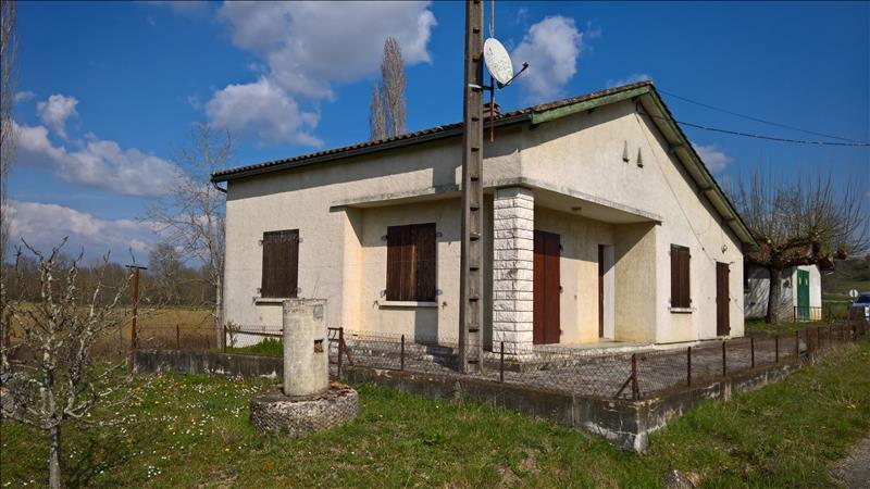 Maison ST SERNIN - (47)