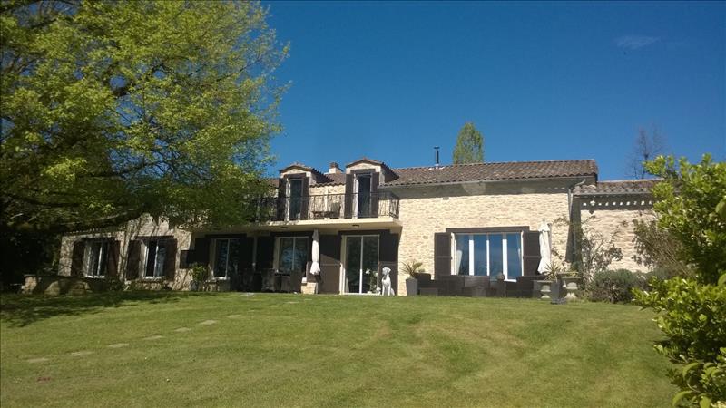 Vente Maison SAVIGNAC DE DURAS (47120) - 10 pièces 454 m²