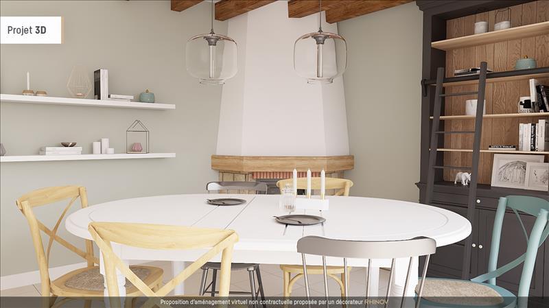 Vente Maison ST PIERRE SUR DROPT (47120) - 4 pièces - 110 m² -