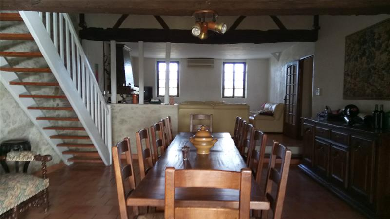 Vente Maison BALEYSSAGUES (47120) - 6 pièces - 160 m² -