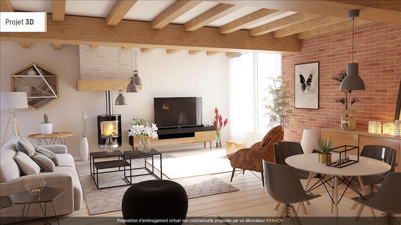 Vente Maison VILLENEUVE DE DURAS (47120) - 4 pièces - 105 m² -