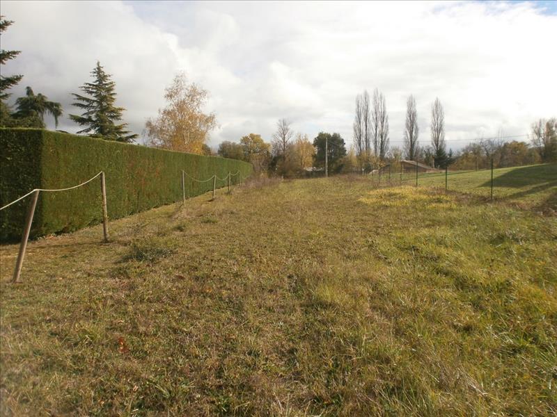 Terrain LAUZUN -  - 3300 m²