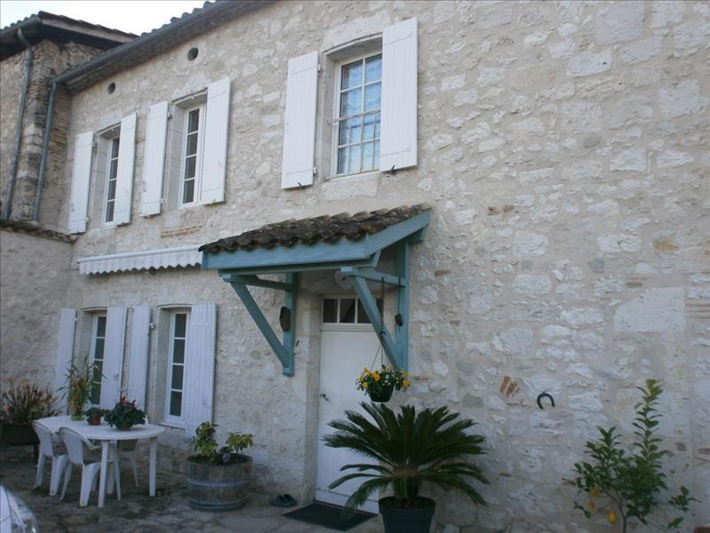 Maison LA SAUVETAT DU DROPT - 5 pièces  -   212 m²