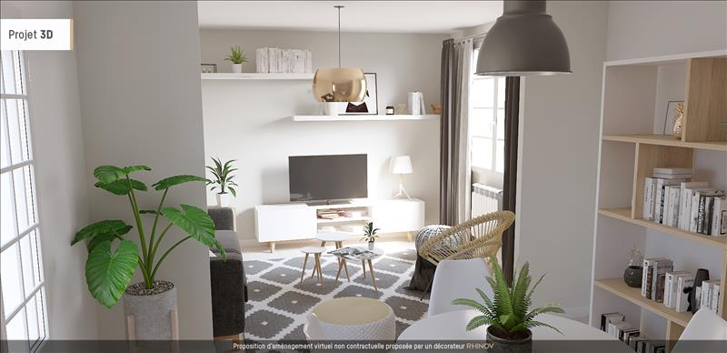 Vente Maison VILLENEUVE SUR LOT (47300) - 4 pièces - 93 m² - Quartier Eysses