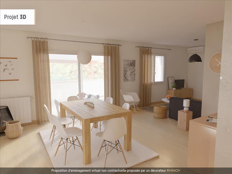 Vente Maison AUTERIVE (31190) - 4 pièces - 82 m² -