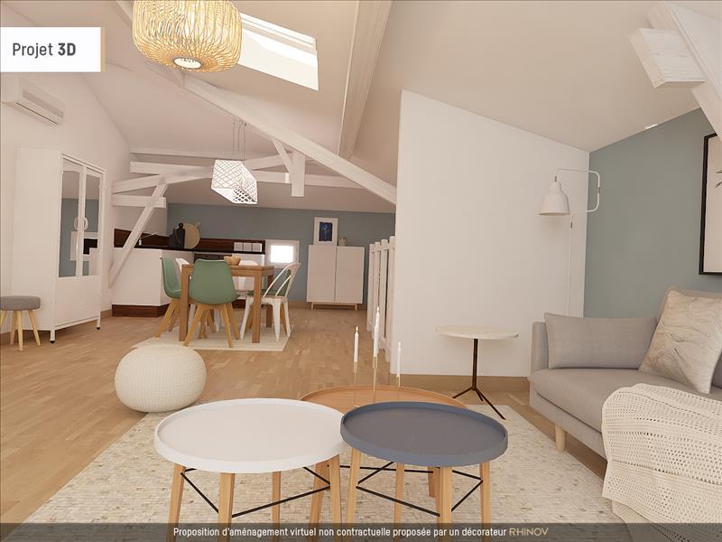 Vente Appartement AUTERIVE (31190) - 5 pièces - 89 m² -