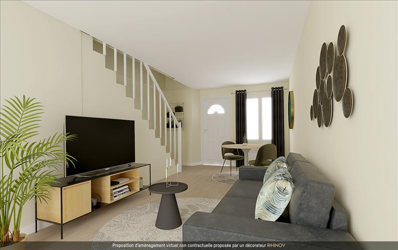 Vente Maison AUTERIVE (31190) - 4 pièces - 80 m² -