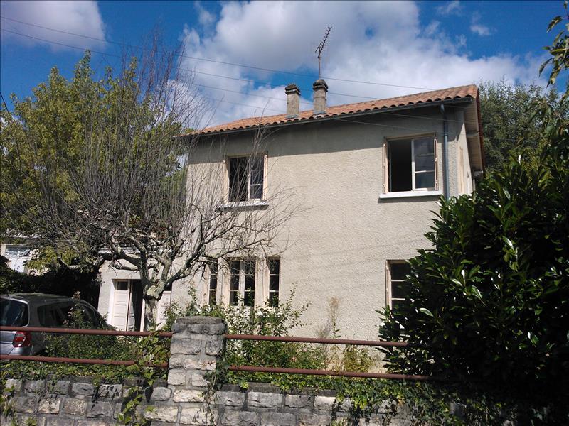 Maison COULOUNIEIX CHAMIERS - 4 pièces  -   95 m²