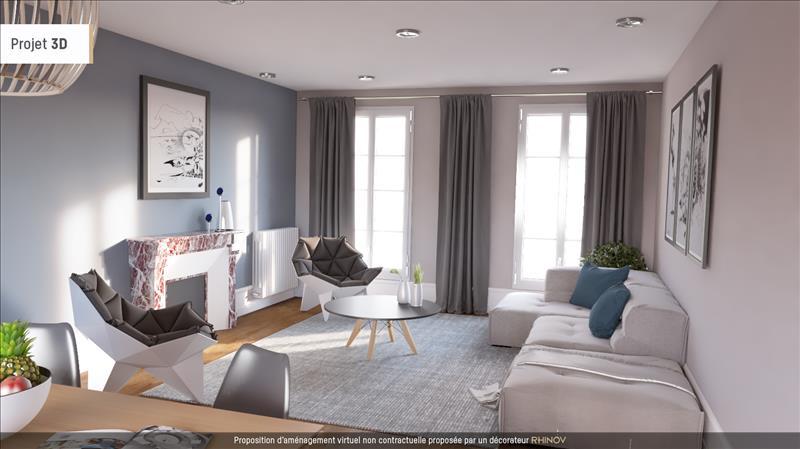 Vente Appartement PERIGUEUX (24000) - 4 pièces - 120 m² - Quartier Centre Ville
