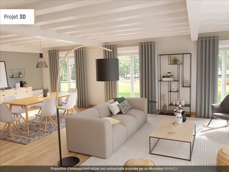 Vente Maison AGONAC (24460) - 6 pièces - 175 m² -