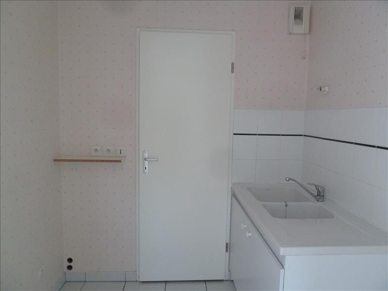 Appartement ST JEAN D ANGELY - 3 pièces  -   61 m²