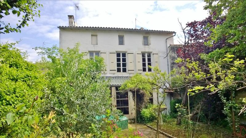 Maison ST JEAN D ANGELY - (17)