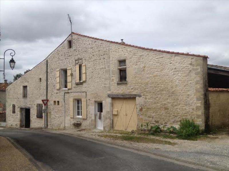 Maison ST MANDE SUR BREDOIRE - (17)