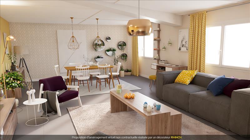 Vente Maison ST HILAIRE DE VILLEFRANCHE (17770) - 5 pièces - 146 m² -